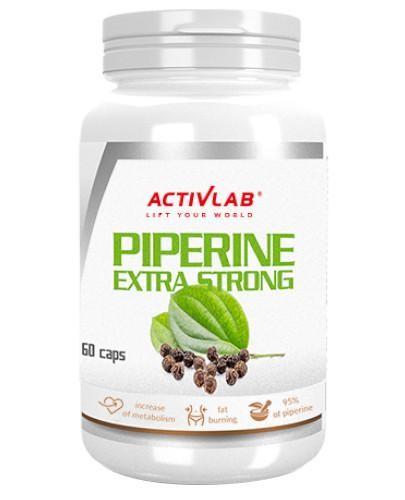 ActivLab Piperine Extra Strong 60 kapsułek