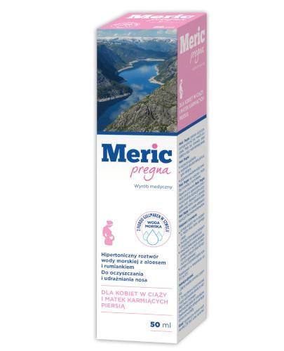 Meric Pregna aerozol do nosa 50 ml