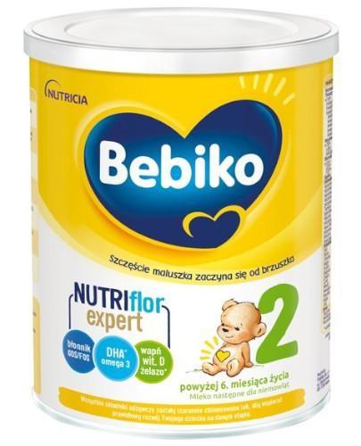 Bebiko 2 Nutriflor Expert mleko następne po 6. miesiącu 700 g