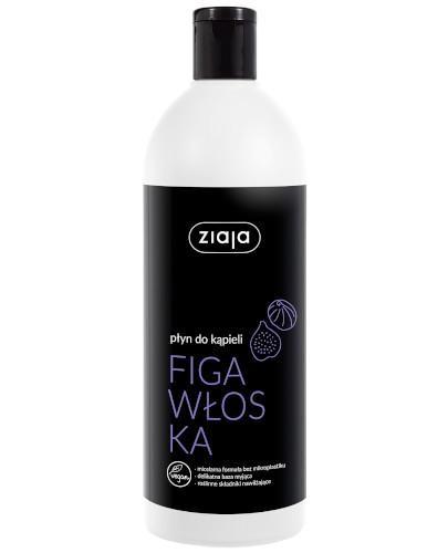 Ziaja płyn do kąpieli figa włoska 500 ml