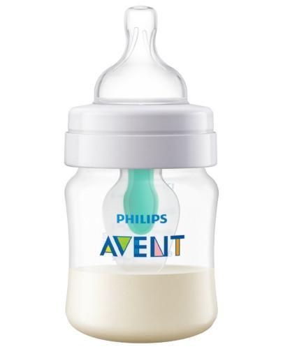 Avent Philips Anti-Colic butelka antykolkowa dla niemowląt 125 ml ze smoczkiem antykolkow...