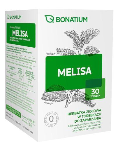 Bonatium Melisa herbatka ziołowa 30 torebek