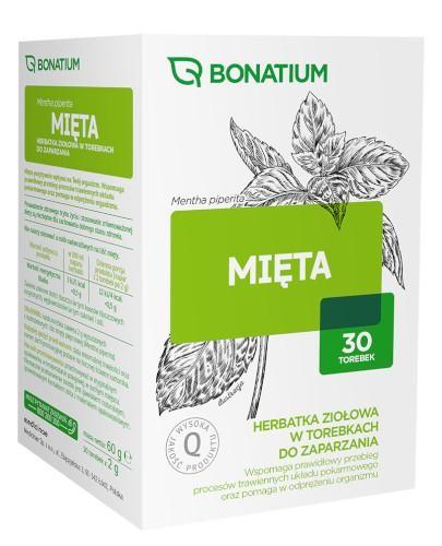 Bonatium Mięta herbatka ziołowa 30 torebek