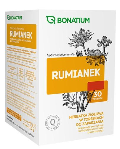Bonatium Rumianek herbatka ziołowa 30 torebek