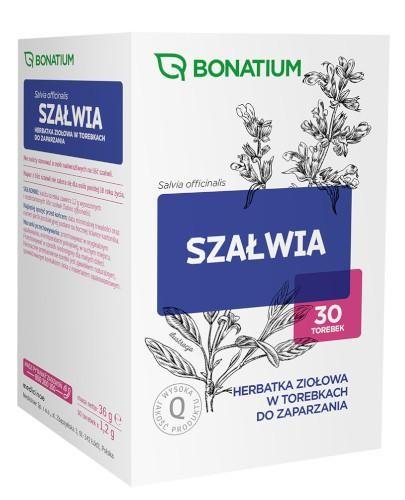 Bonatium Szałwia herbatka ziołowa 30 torebek