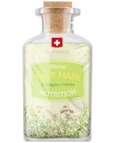 SwissMedicus odżywcza ziołowa maseczka do twarzy 17 ml