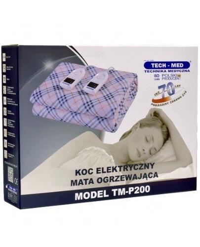 Tech-Med TM-P200 koc elektryczny mata ogrzewająca 1 sztuka