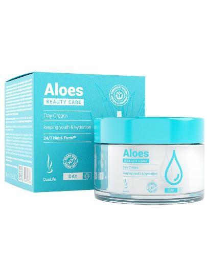 DuoLife Beauty Care Aloes krem na dzień 50 ml