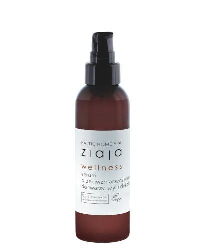Ziaja Baltic Home Spa Wellness serum przeciwzmarszczkowe do twarzy 90 ml