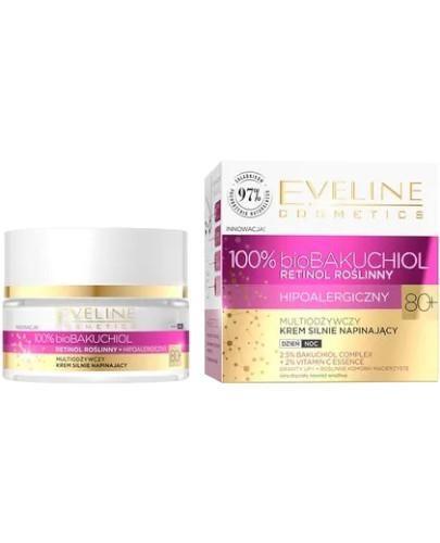 Eveline BioBakuchiol multiodżywczy krem silnie napinający 80+ 50 ml