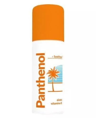 Panthenol 5% pianka łagodzaco-regenerujaca na oparzenia 150 ml