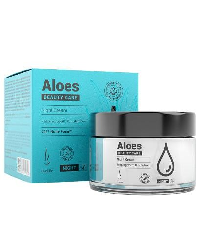 DuoLife Beauty Care Aloes krem na noc 50 ml