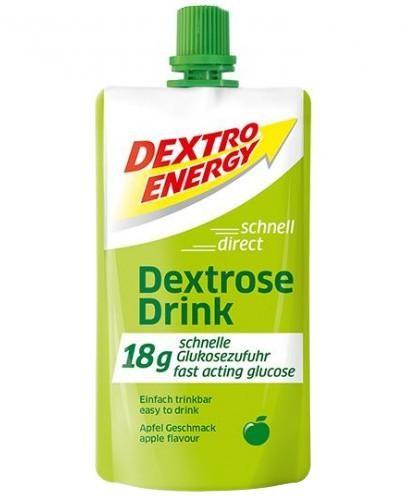 Dextro Energy płynna glukoza o smaku jabłkowym 50 ml