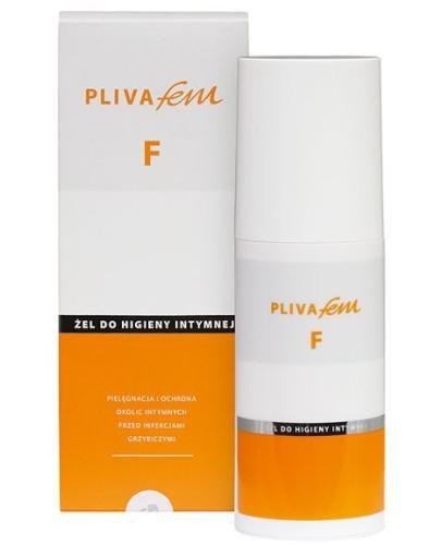 PLIVAfem F żel do higieny intymnej 150 ml
