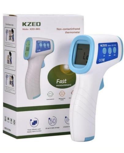 Termometr bezdotykowy na podczerwień KZED-8801 1 sztuka