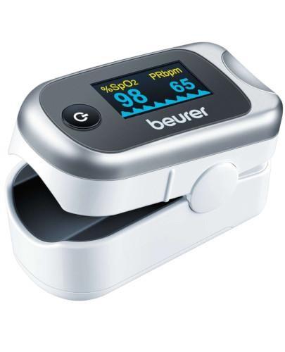 Beurer PO 40 pulsoksymetr napalcowy 1 sztuka