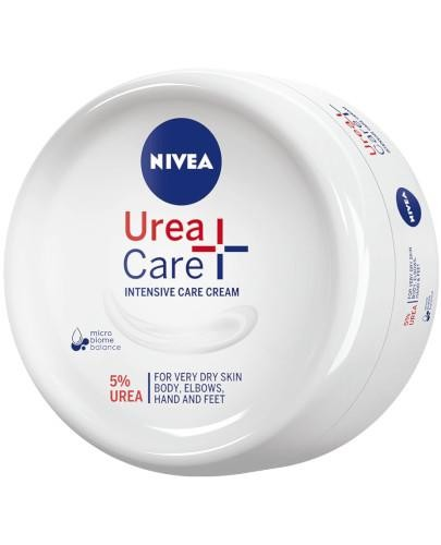 Nivea Urea + Care krem do ciała, rąk i stóp 300 ml
