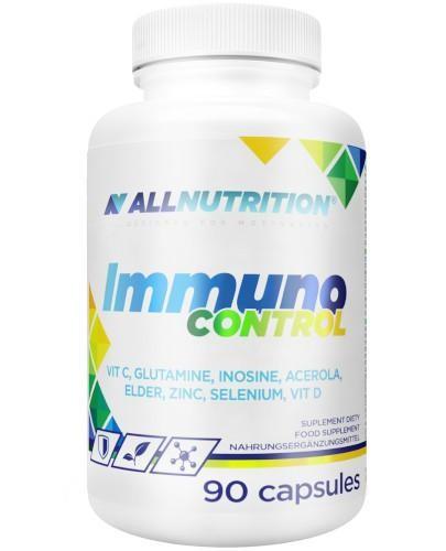 Allnutrition Immuno Control 90 kapsułek