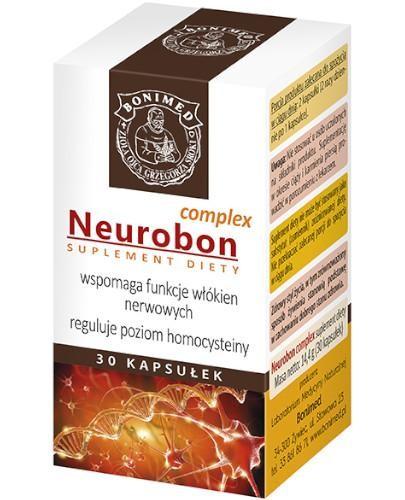Neurobon complex 30 kapsułek