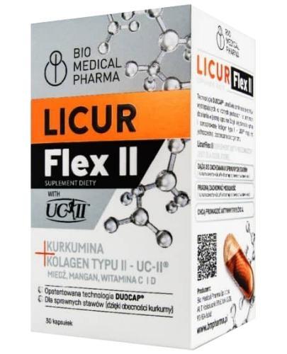 Licur Flex II 30 kapsułek