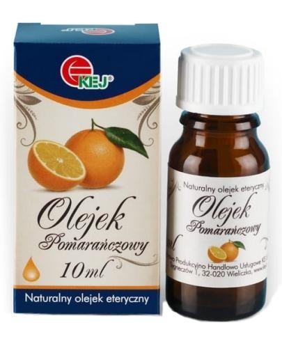 KEJ Olejek eteryczny pomarańczowy 10 ml