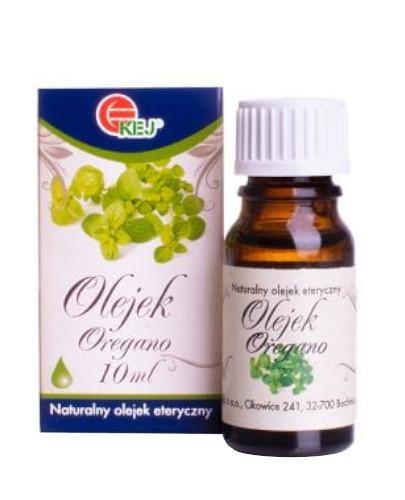 KEJ naturalny olejek eteryczny oregano 10 ml