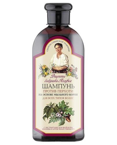 Babuszka Agafia szampon do włosów przeciwłupieżowy 350 ml