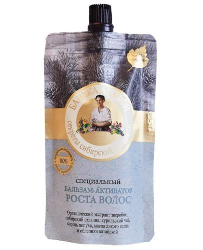 Babuszka Agafia wzmacniający balsam do włosów osłabionych i wypadających 100 ml