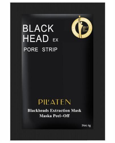 Pilaten Black Head maska do twarzy peel-off usuwająca zaskórniki i oczyszczająca por...