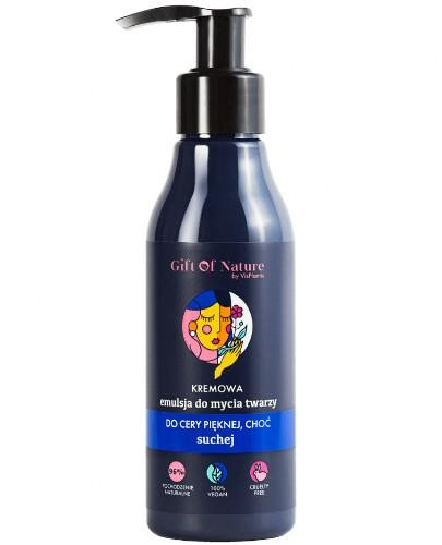 Gift Of Nature kremowa emulsja do mycia twarzy do cery suchej 150 ml