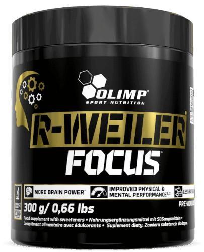Olimp R-Weiler Focus smak sok żurawinowy 300 g