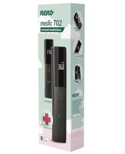 Neno Medic T02 termometr bezdotykowy 1 sztuka
