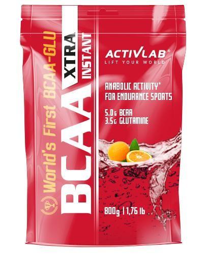 ActivLab BCAA Xtra Instant smak pomarańczowy 800 g