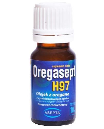Oregaseptu H97 olejek z oregano 10 ml