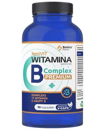 XeniVIT Witamina B Complex Premium 90 kapsułek