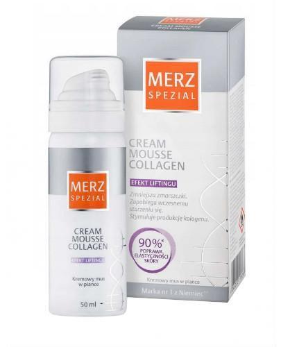 Merz Spezial Cream Mousse Collagen krem liftingujący 50 ml