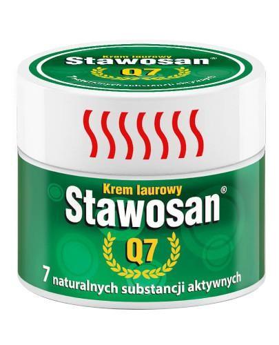 Stawosan Q7 krem laurowy 150 ml
