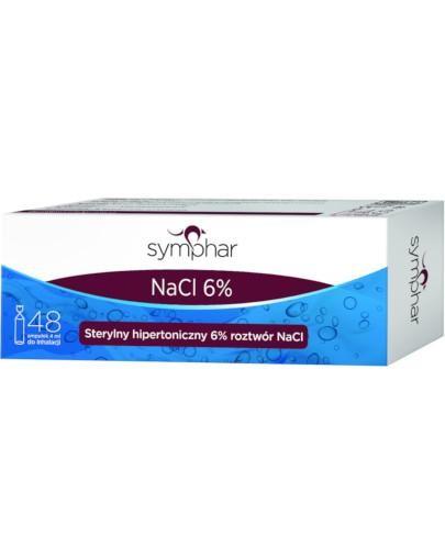 Symphar NaCl 6% 48 x 4 ml