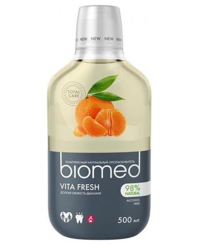 Biomed Citrus Fresh płyn do płukania jamy ustnej 500 ml