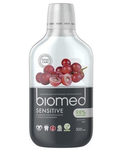 Biomed Sensitive płyn do płukania jamy ustnej 500 ml