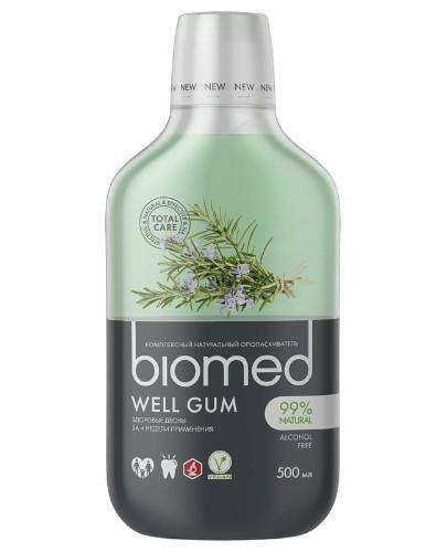 Biomed Well Gum płyn do płukania jamy ustnej 500 ml