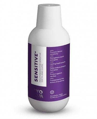 Woom Sensitive+ płyn do płukania ust 500 ml