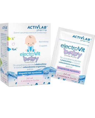 ActivLab Electrovit Baby Pure 10 saszetek