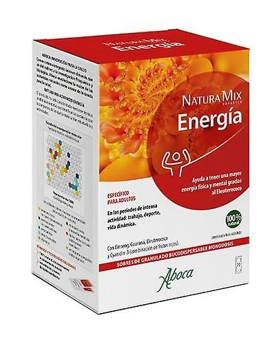 Aboca Natura Mix Energia 20 saszetek