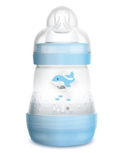 MAM Anti-Colic butelka antykolkowa 0m+ niebieska 160 ml