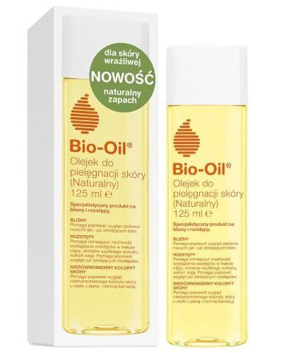 Bio-Oil olejek do pielęgnacji skóry (naturalny) 125 ml