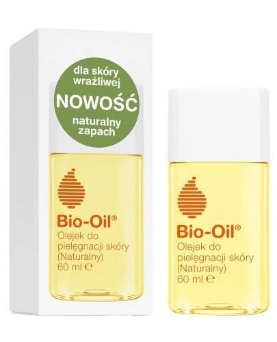 Bio-Oil olejek do pielęgnacji skóry (naturalny) 60 ml