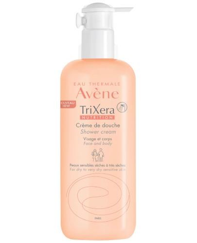 Avene TriXera Nutrition krem pod prysznic 500 ml