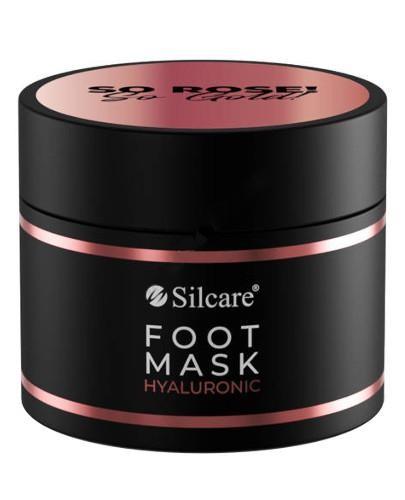 Silcare So Rose! So Gold! hialuronowa maska do stóp 150 ml  [KUP 2 produkty Silcare = mas...