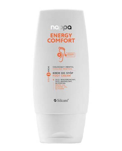 Silcare Nappa Energy Comfort chłodzący krem do stóp 100 ml  [KUP 2 produkty Silcare = m...